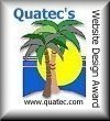 We won Quatec's quality award!