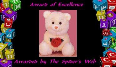 We won Spider's Web's design award!